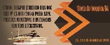 CURSO: REGIME JURÍDICO DAS OSC (LEI Nº 13.019/2014) PARA ADM. PÚBLICA MUNICIPAL E ENTIDADES SEM FINS LUCRATIVOS. (VITÓRIA DA CONQUISTA/BA -  23, 24 e 25 DE ABRIL DE 2018)