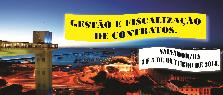GESTÃO E FISCALIZAÇÃO DE CONTRATOS. (SALVADOR/BA - 4 E 5 DE OUTUBRO DE 2018)